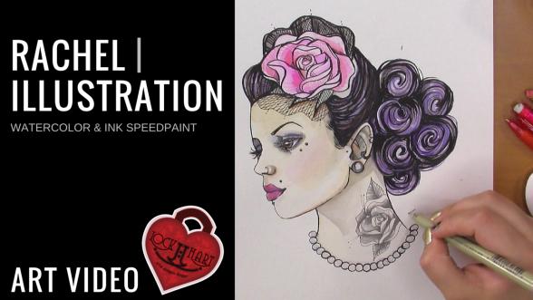 YouTubeThumbnail_RachelIllustration