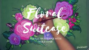 YouTubeThumbnail_Floral suitcase